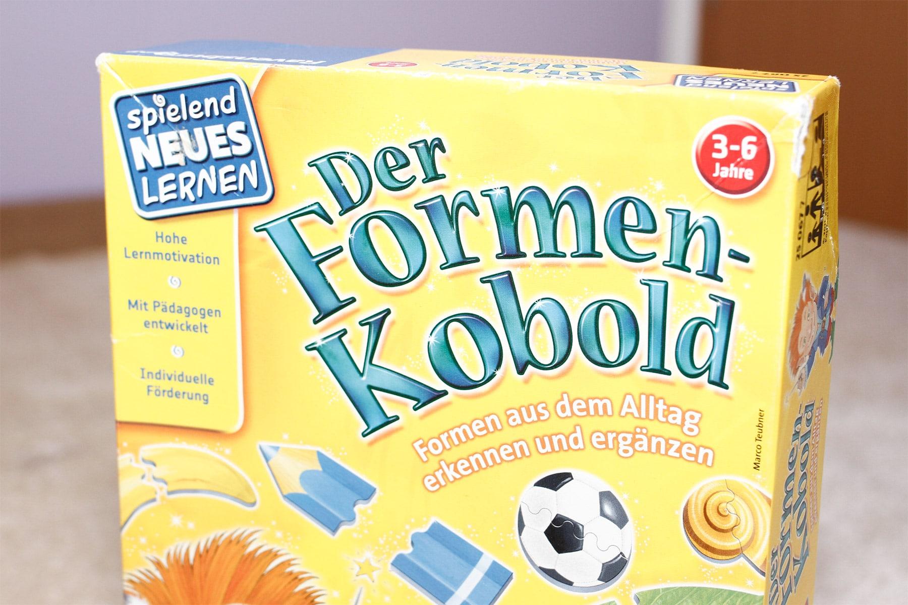 Der Formen Kobold Ravensburger