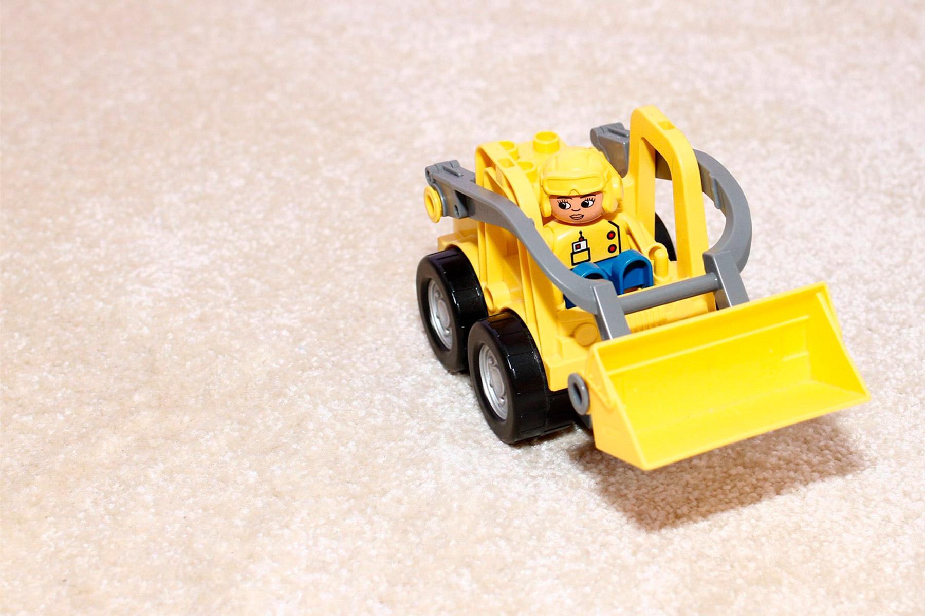 Lego Duplo Radlader