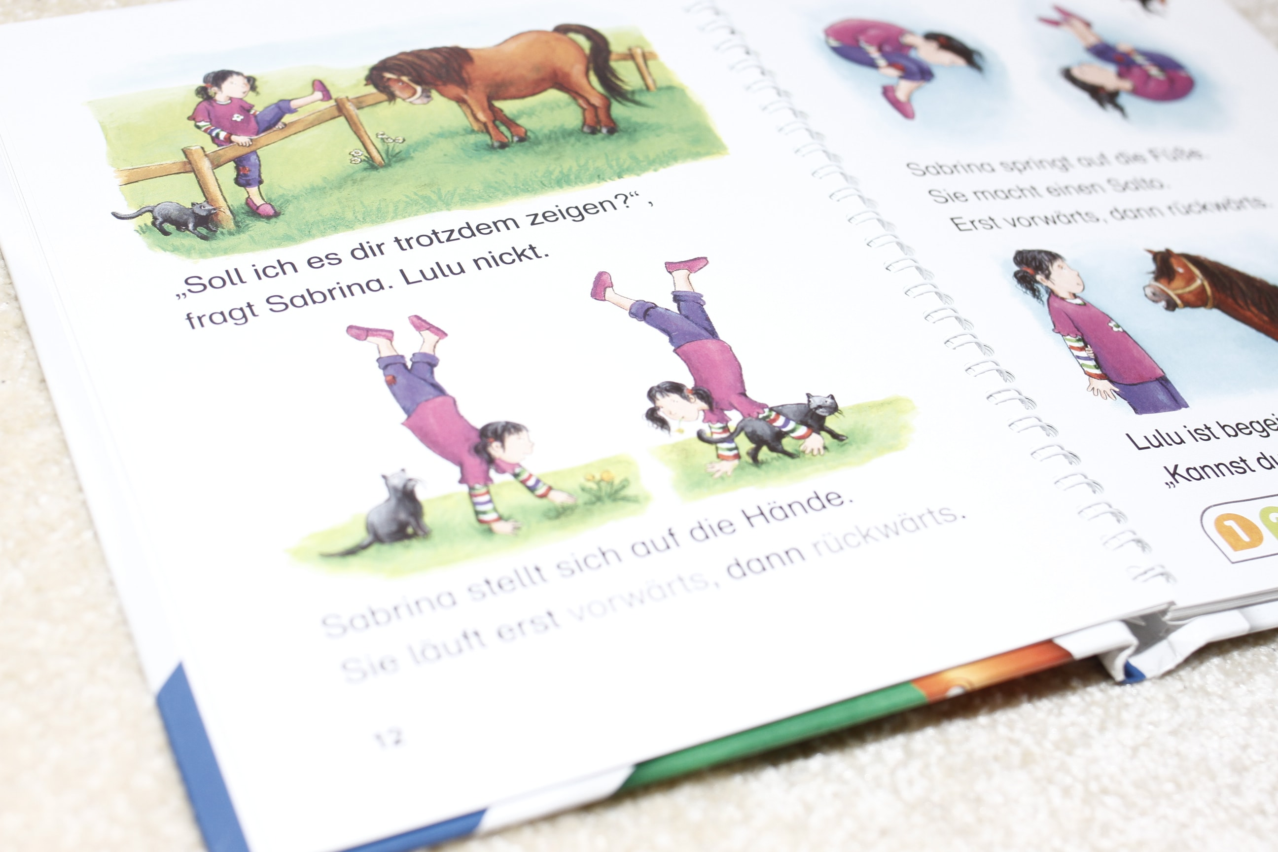 TipToi Das tollste Pony der Welt Leserabe Ravensburger