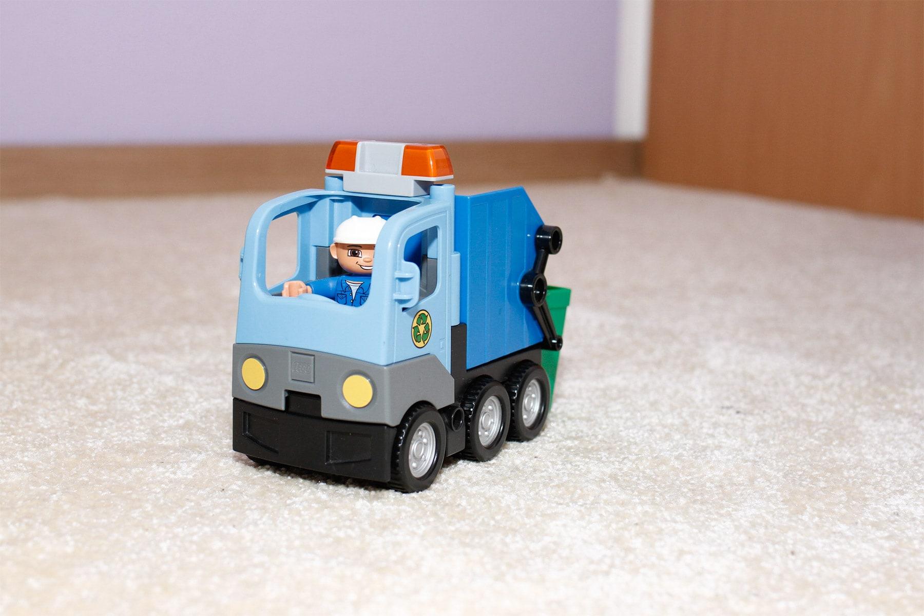 Lego Duplo Müllabfuhr