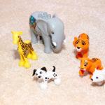 Lego Duplo Tiere