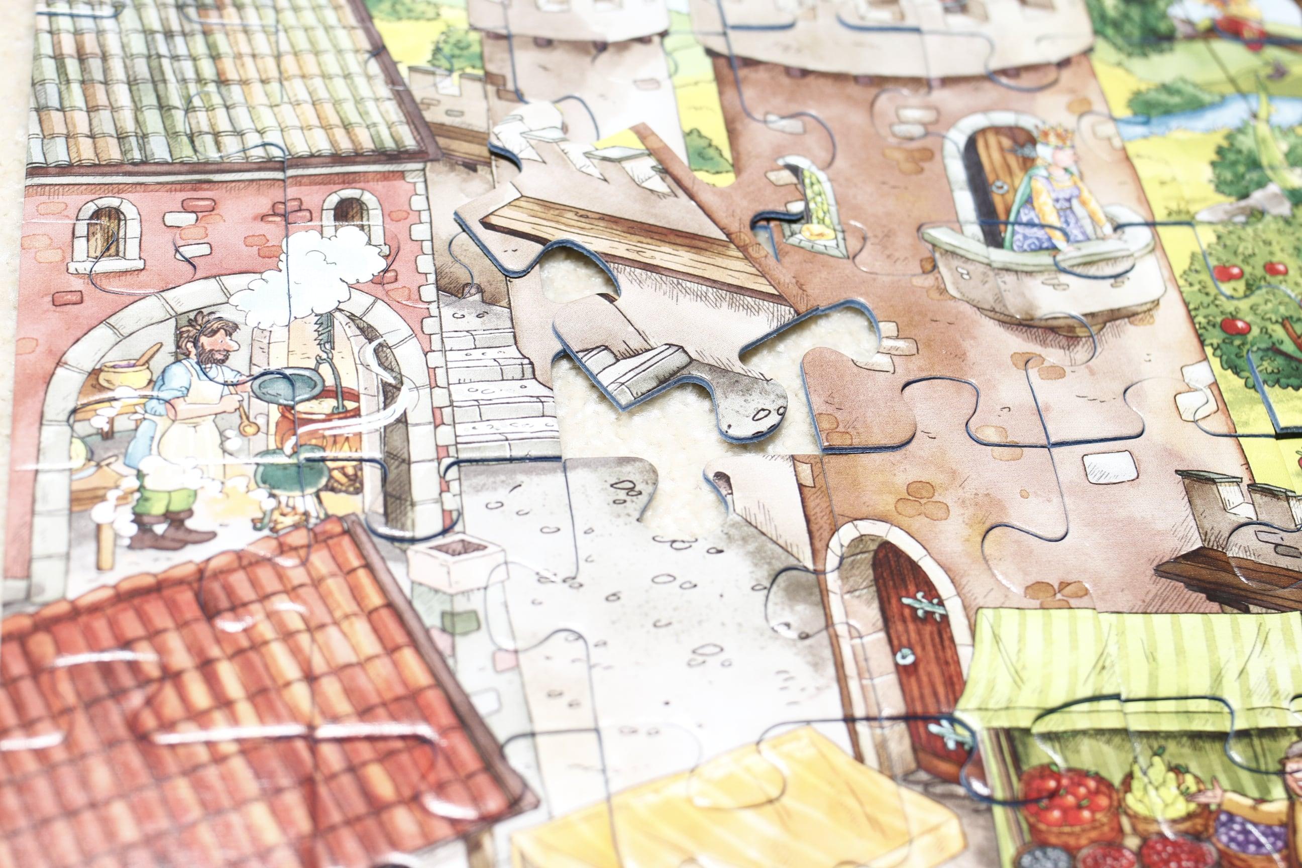 TipToi Puzzle Finde die verschwundene Prinzessin Ravensburger